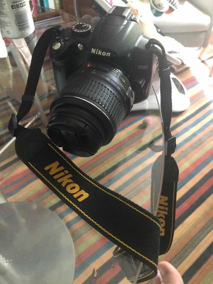 Nikon D5000 + Lente