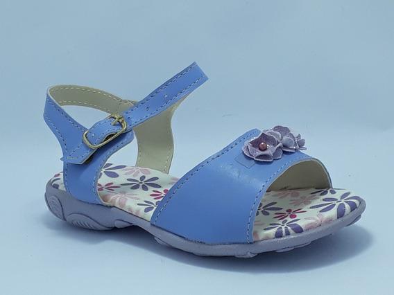 Sandalia Infantil Birigui Azul