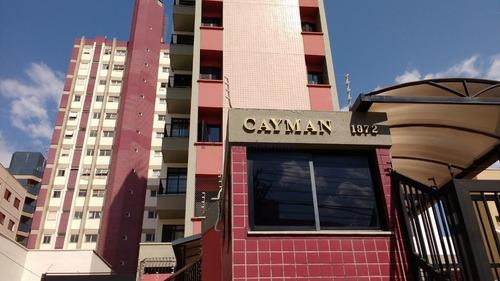 Apartamento Com 1 Dormitório À Venda, 50 M² Por R$ 275.000,00 - Jardim Guanabara - Campinas/sp - Ap3619