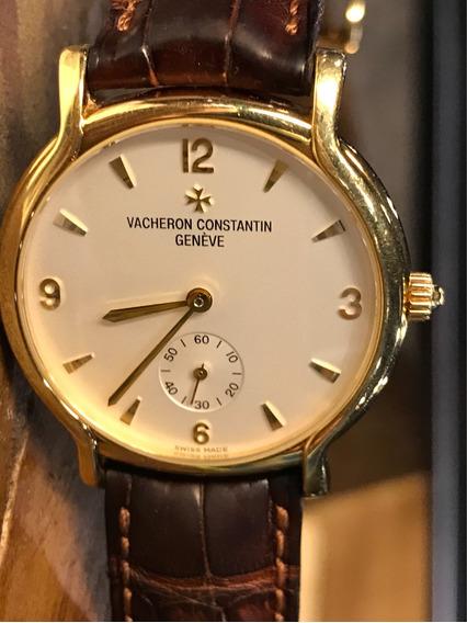 Vacherran Constantin Mod. Historique Ouro 18k.