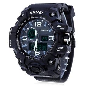 Relógio Skmei 1155 Esportivo Resistente A Água