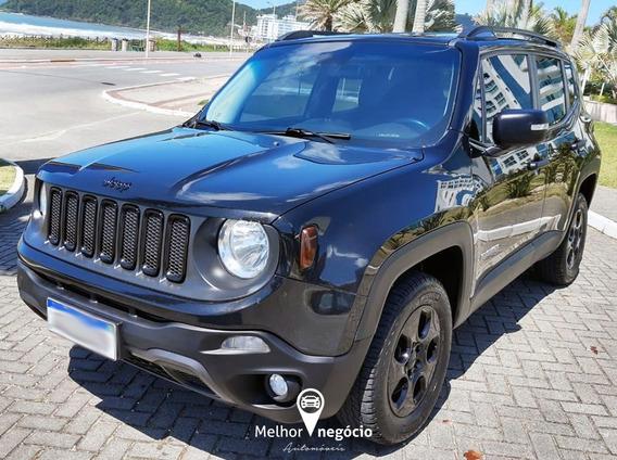 Jeep Renegade Sport 2.0 4x4 Diesel Aut. 2016 Preta