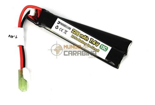 Bateria Lipo 2s (7.4v) 2.200mah