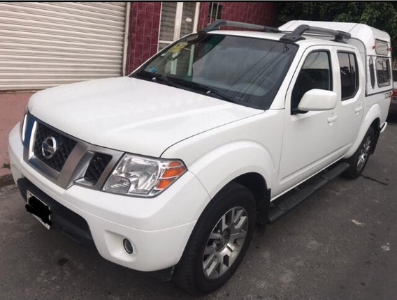 Nissan Frontier Pro 4x2