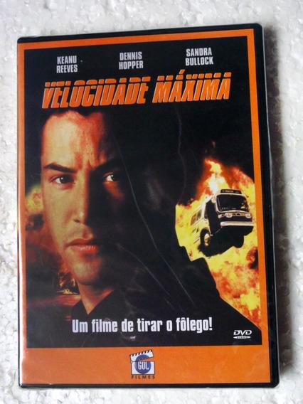 Dvd Velocidade Maxima 1994 Keanu Reeves Dublado Lacrado Mercado Livre