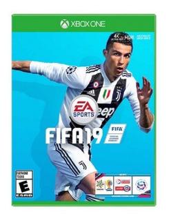 Videojuego Xbox One Fifa 19 Edición Standard