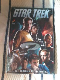 Star Trek Combo 2 Hqs Capa Dura Mythos