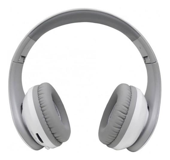 Headphone Bluetooth Goldentec Gt - Prata Bt1513pta - Ac1961