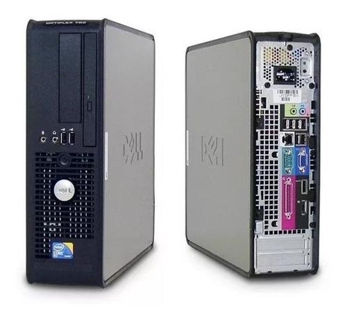 Imagen 1 de 3 de Computadora Pc Core 2 Duo - 4gb Ram Ddr2 - Hd 160 Gb Wiffi