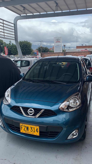 Nissan March Connect Full Equipo