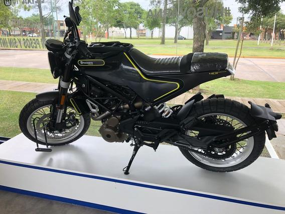 Svartpilen 401- Husqvarna Motorcycles