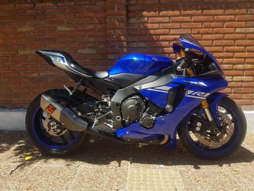 Yamaha R1 Permuto Cbr Zx 1000 Qr Motors