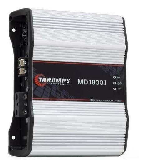 Módulo Amplificador Digital Taramps Md1800 Wrms 1 Ohm