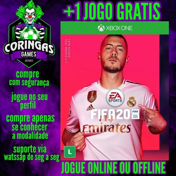 Promoção Só Hoje Fifa 20 - Xbox One - Mídia Digital + Brinde