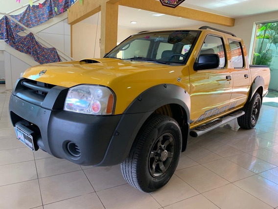 Nissan Frontier 2007 2.8 Attack Cab. Dupla 4x2 4p 118.000 Km