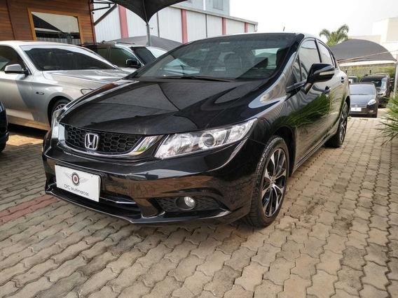 Honda Civic 2.0 Lxr 2015 Flex - Aut.