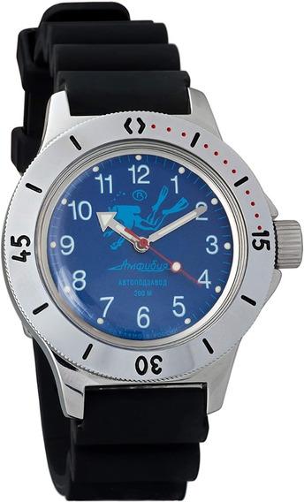 Reloj Vostok Amphibia Automático 200m (ruso)