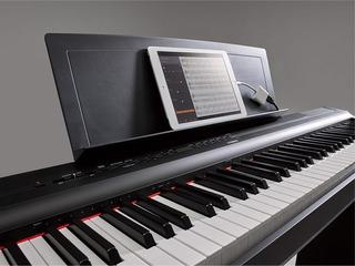 Piano Yamaha P125b Piano Digital 88 Teclas P-125b