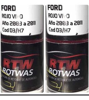 Pintura Retoque Para Auto Rotwas! Promo 2x1