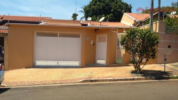 Casa Com 3 Dormitórios Para Alugar, 110 M² Por R$ 2.100,00/mês - Jardim Vista Alegre - Paulínia/sp - Ca1224