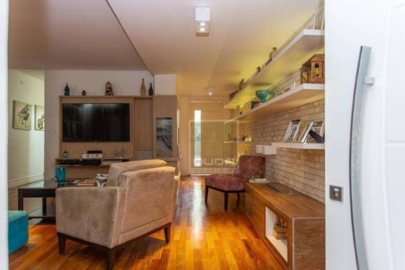 Casa Com 3 Dormitórios À Venda, 220 M² Por R$ 1.540. - Brooklin - São Paulo/sp - Ca0264