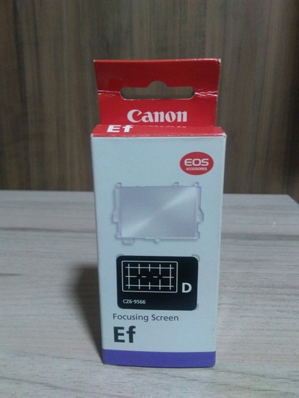 Vidro Despolido Ef D - Focusing Screen