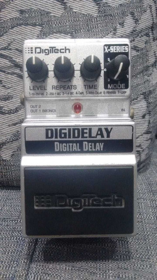 Pedal Delay Digitech Digidelay
