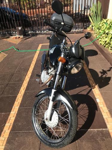 Imagem 1 de 6 de Moto Honda