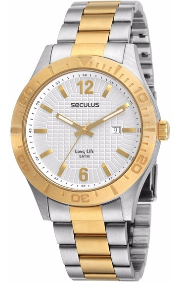 Relógio Masculino Seculus
