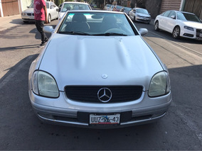 Mercedes Benz Slk 230 1999 $139500 Socio Anca