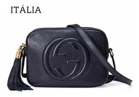Bolsa Gucci Estilo Italia Lançamento
