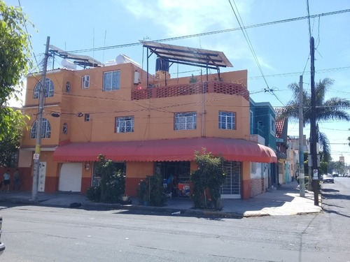 Casa Y Locales Uso Mixto En Zona Altamente Comercial