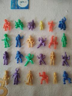 Miniaturas Dragon Ball Z 2010 Cremino Juguete Completa Colec