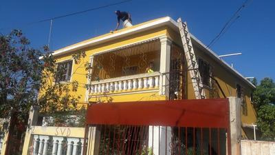 Alquilo Casa En La Caleta Boca Chica, Cerca Dl Aeropuerto