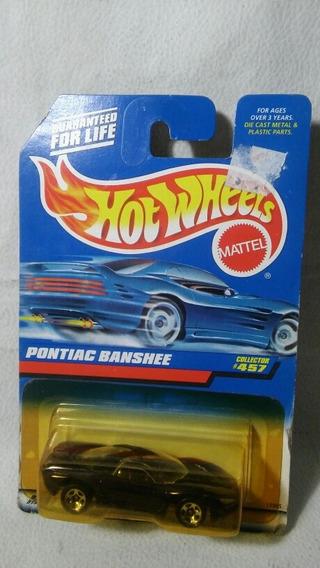 Hot Wheels Pontiac Banshee