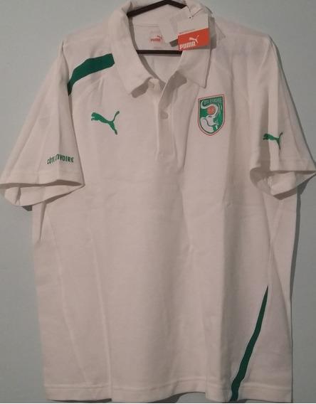 Camiseta Chomba Remera Puma Costa De Marfil