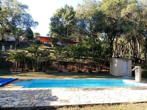 Cód 4532 - Linda Chácara De 5.400 M² Em São Roque. - 4532