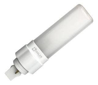 Lámpara Led Plc G24 9w 220v Neutro Frio Reemplazo Dulux D