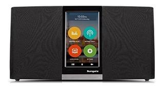 Sungale Wifi Internet Radio Con Pantalla Tactil Amigable Nav