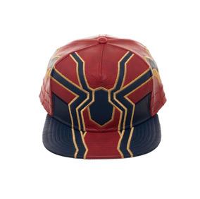 Gorra Spider Man Iron Spider Cosplay Exclusiva Bioworld 2019