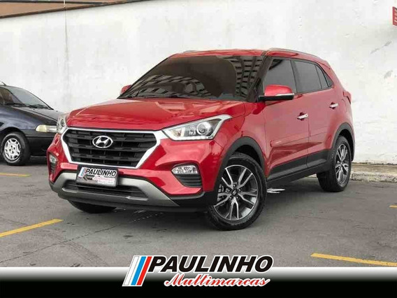 Hyundai Creta Prestige 2.0 16v Aut. Flex 2017/2017