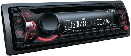 Imagen 1 de 5 de Radio Cd Dvd Usb Bluetooth Cdx- G1000u