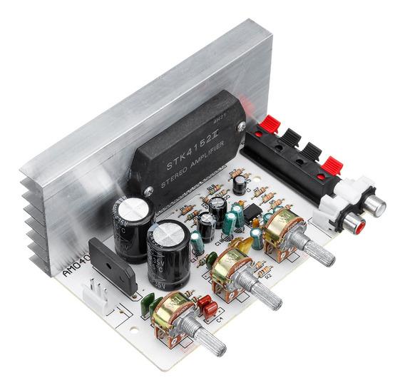 50w+50w Stk4132 Amplificador Placa Dx-0408 2.0 Canal Stk Tti