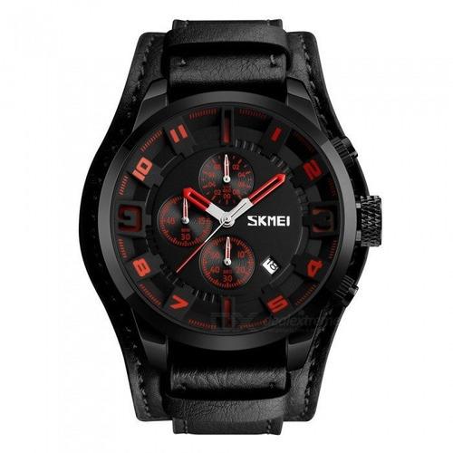 Relógio Skmei Top 9165 Luxo