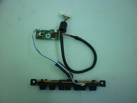 Teclado Com Sensor Ir Tv Sansung Ln40b450c4m