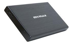 Case Gaveta Externa Hd 2,5 Sata Usb 3.0 Aluminio Mymax + Nfe