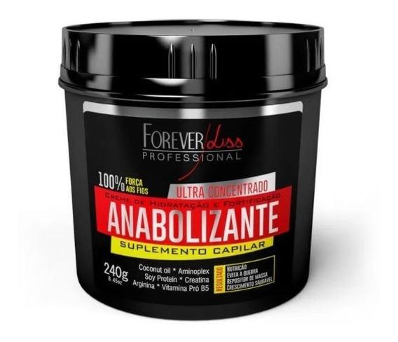 Anabolizante Capilar Concentrado- Forever Liss 250g- Obeleza