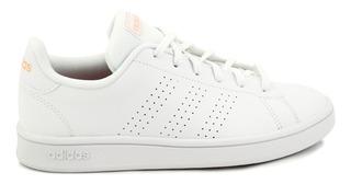Tenis adidas Para Mujer Advantage Base Blanco Ee7510 [add133
