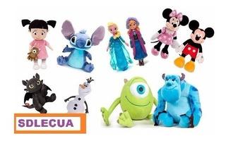 Peluches Disney Original Favoritos Peliculas Animadas