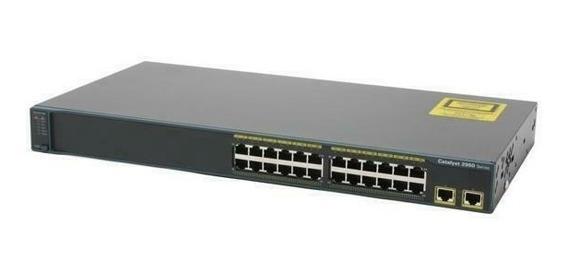 Switch Cisco 2960 Series Si - Computación en Mercado Libre